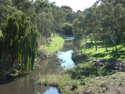 Torrens River near Piltawodli