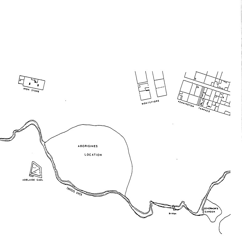 Kingston Map 1842 by Harris