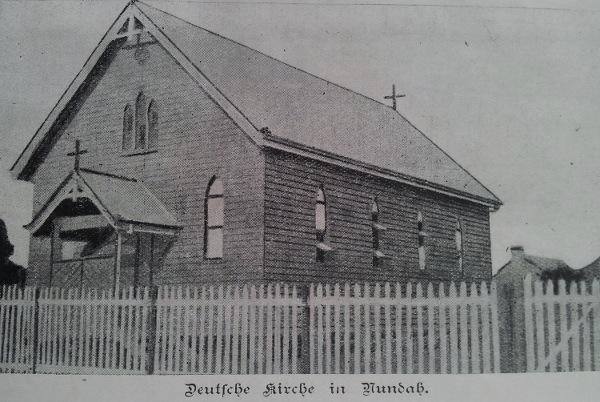 Zion Hill Mission (1838-1848)   German Missionaries in Australia