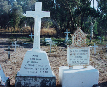 Beagle Bay Cemetery