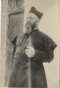 Fr. Droste in his middle years