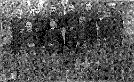 Jesuits at Daly River