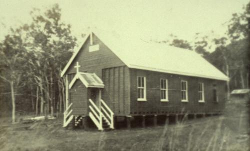 Spring Hill church